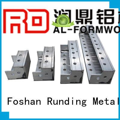 Runding Aluminium Formwork low cost Aluminum formwork order now for window