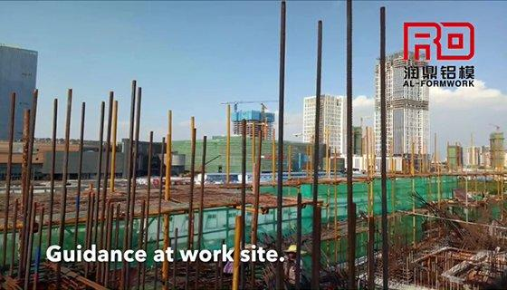 RD Wall Formwork System Manufacturers Product range