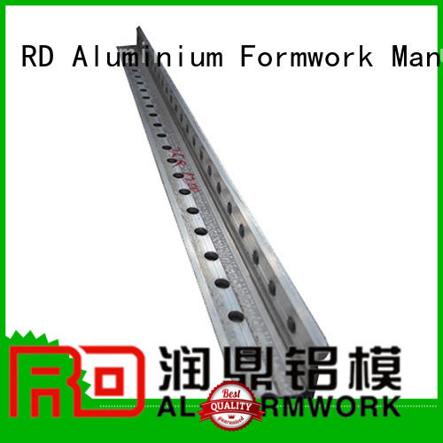 newly Aluminum formwork footing certifications