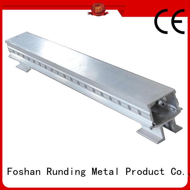 Runding Aluminium Formwork corner Aluminum formwork widely-use for window