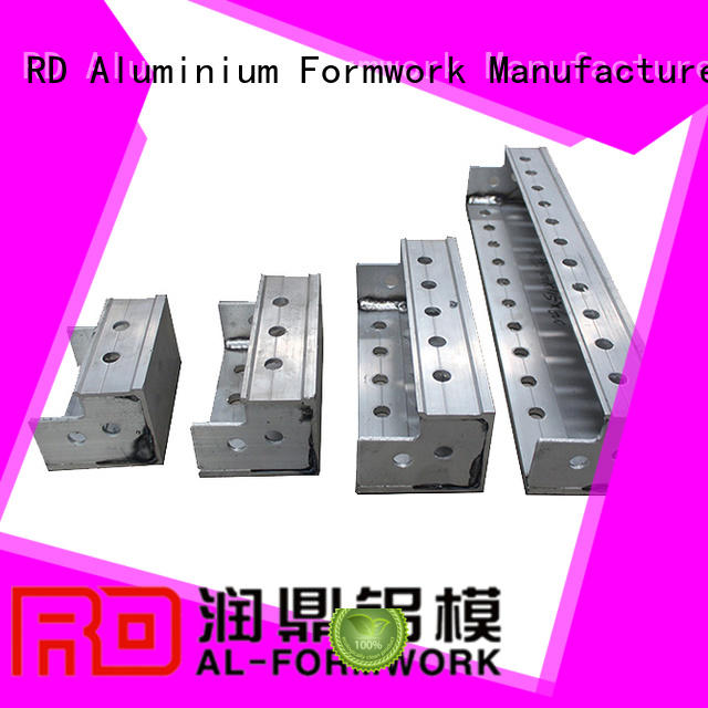 Runding Aluminium Formwork recommended Formwork System bulk production for site