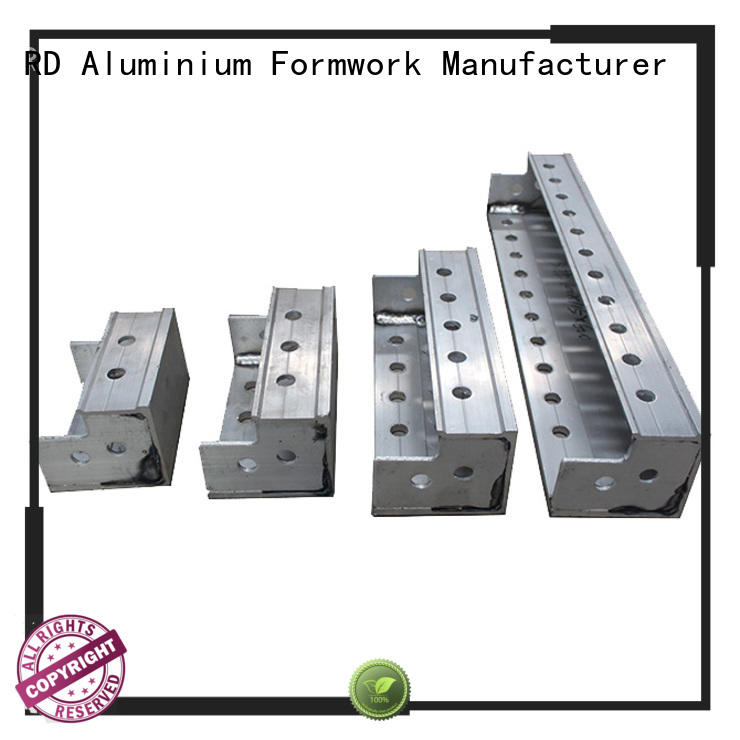 permanent formwork system light weight construction formwork system end company