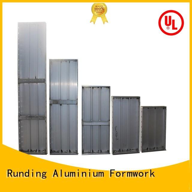 Runding Aluminium Formwork industry-leading Aluminum formwork free quote for door structures