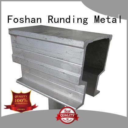 Runding Aluminium Formwork head Aluminum formwork bulk production for window