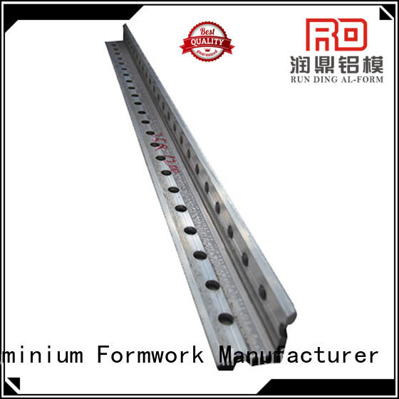 Runding Aluminium Formwork footing Formwork System widely-use for industry