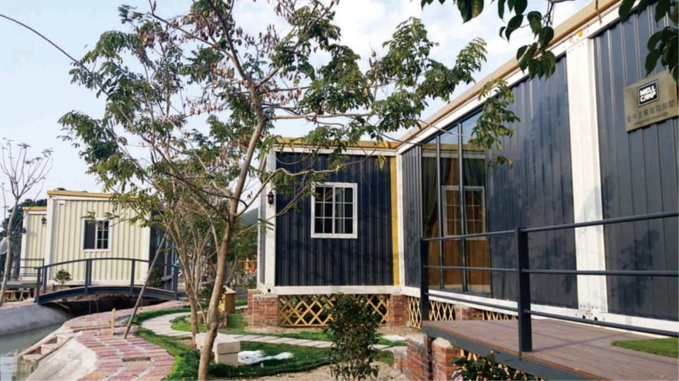 Container Villas Series
