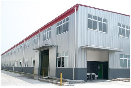 Steel Structure Warehouse & Metal Workshop Building