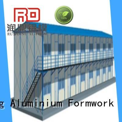 Runding Aluminium Formwork house Villas bulk production for worker camp