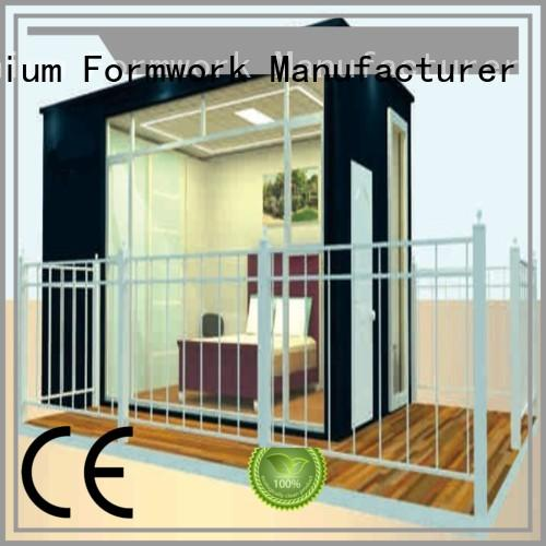 magnificent Container Home detachable factory price for bathroom