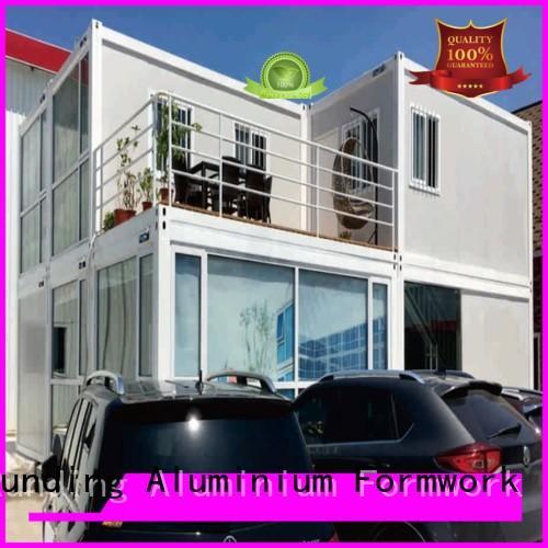 Runding Aluminium Formwork stylish Container Home certifications for veranda
