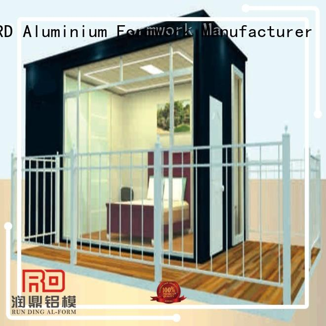Runding Aluminium Formwork house Container Home long-term-use for living room