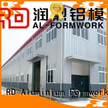 RD Aluminium Formwork industry-leading prefab homes security for movable toilet