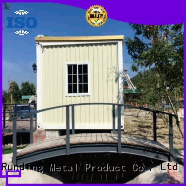 low cost Container Home hotel supply for bathroom