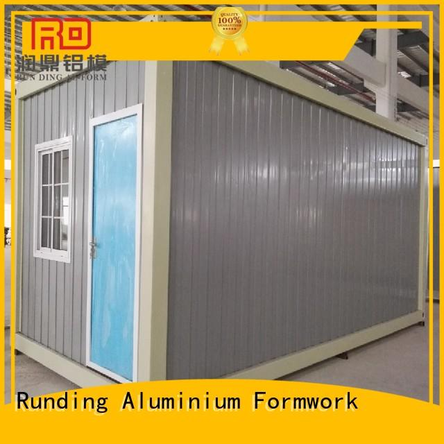 Runding Aluminium Formwork shipping Container Home directly sale for bedroom
