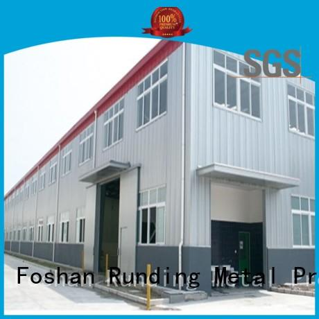 recommended Modular K & T house warehouse supplier for workshop