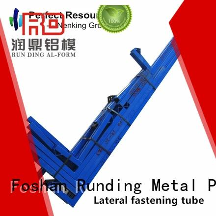 Runding Aluminium Formwork high quality Lateral fastening tube personalized for office