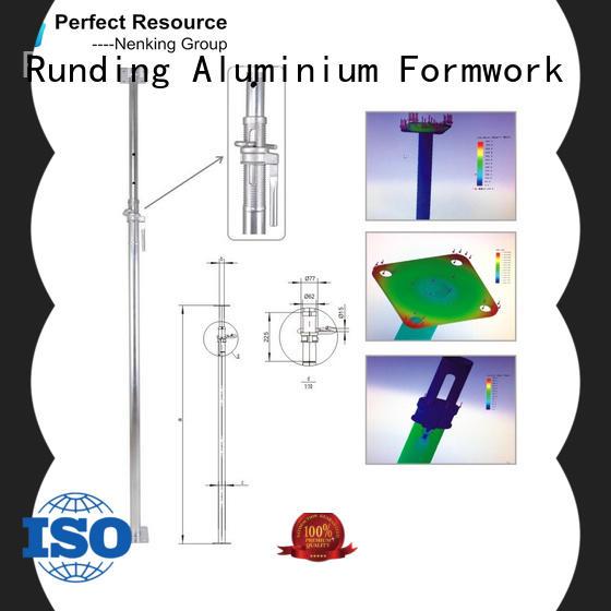 Runding Aluminium Formwork scissors Prop series for labor camp