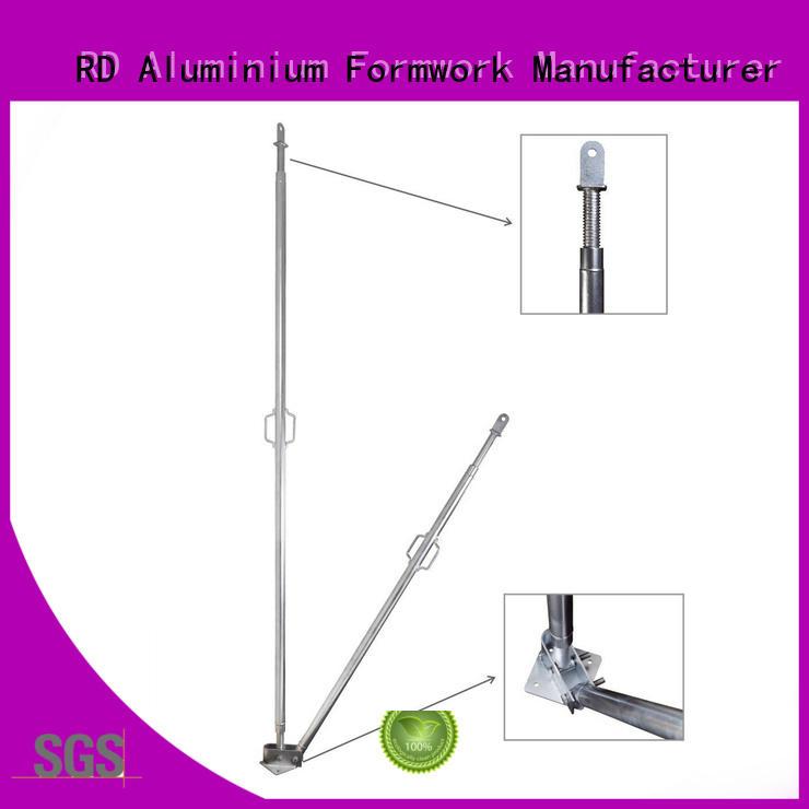 RD Aluminium Formwork stable Scissors Prop series for labor camp