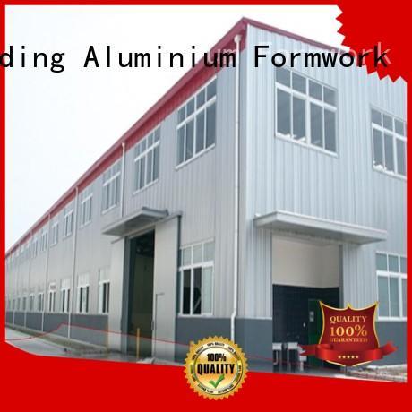 Runding Aluminium Formwork villas Prefab House producer for living room